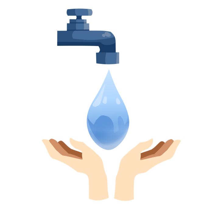 —Pngtree—conserve water_5412359